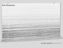 Kati Gausmann – Katalog